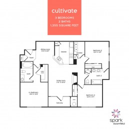 CULTIVATE_3BR-2-BA_SPARK-BLOOMFIELD